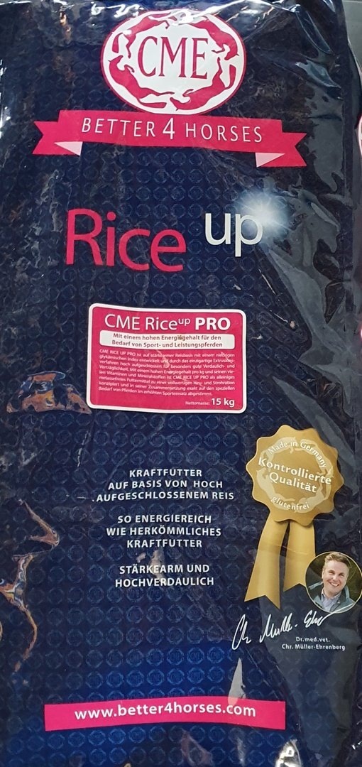 CME Rice up pro 15kg