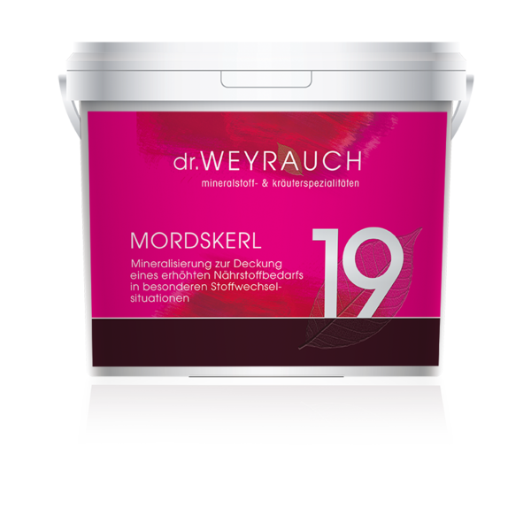 Dr. Weyrauch Nr. 19 Mordskerl 1kg